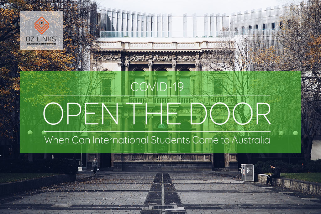 When can international students come back to Australia?