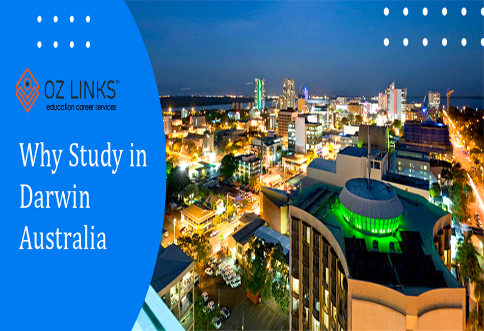Why Study in Darwin Australia_Ozlinks Education
