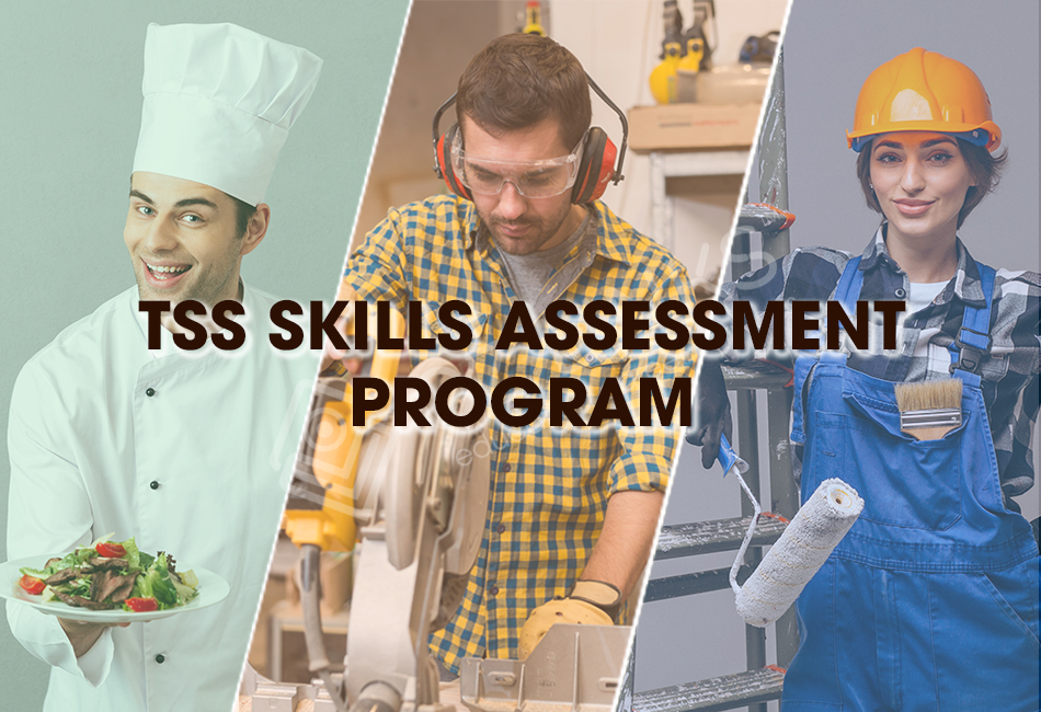 What is TSS Skills Assessment Program_ozlinks education